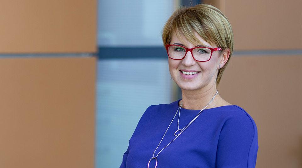 Anna Pawleta, kierownik ds. sprzedaży i marketingu w Sieci Aptek Partnerskich 4 Pory Roku.
